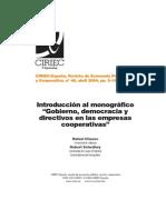 Chaves 2004 Introduccion Mografico Gobernanza