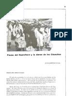 12. Fiesta Del Huanchaco y La Danza de Los Chunchos. Juan Jave Huangal