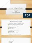 Options Market Structure
