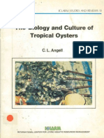 The Biology and Culture of Tropical Oysters