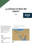 Alah, Islam y El Demonio