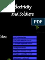 Soldiers & Marsbars
