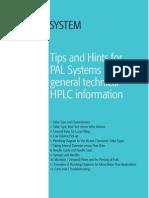 TipHints-2010 hplc
