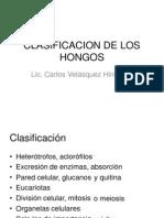 2 CLASIFICACION DE LOS HONGOS 2009 I [Reparado].pdf