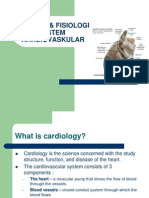 Anatomi Fisiologi Cvs