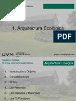 1 Arquitectura Ecológica