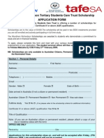 Wyndam Richardson Application