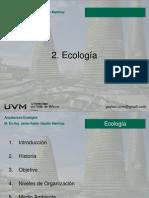 2 Ecología