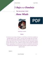 Bianca - 091 - O Anjo e o Demônio - Anne Weale