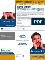 Brochure Offerta Pubblica di Acquisto - Fondo Unicredito Immobiliare Uno
