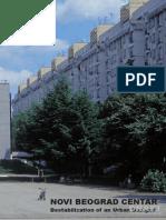Architecture of Belgradețs city center