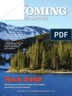 Wyoming Business Images 2014