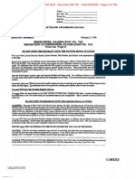 1999 NYC Firefighter Written Test