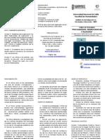 Trifolio. 2014. Neurociencias, Psíconalisis y Filosofía.