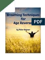 Breathing Exercises for Age Reversal