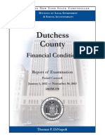 Dutchess County Audit
