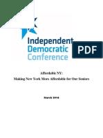 IDC Senior Affordbaility