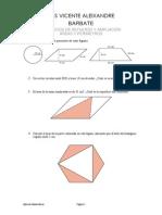 Areas y Perimetros y Soluciones