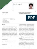 Neumonia - Enf Periodontal