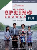 2014 Spring Showcase Booklet
