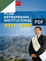 Plan Estrategico Insitucional2011-2014
