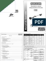 Manual - Rocadeira T 260-340Z