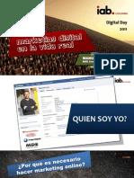 Digital Day MC IAB MarketingDigitalEnLaVidaReal Manuel Caro II