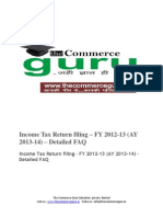 Income Tax Return Filing PDF