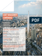 Asset Management Conference 2014