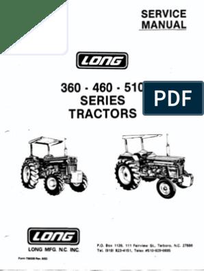 UTB 445 S UTB 530 Service-Repair Manual | Internal Combustion Engine