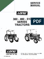 Tractor U445 schema electrica