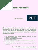 Quinta Sesion