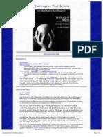 Strahlenfolter Stalking - TI - Mind Justice - Washington Post Arcticle - Mindjustice.org