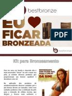 Best Bronze Kit de Produto Para Bronzeamento