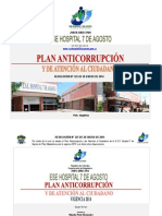 Plan Anticorrupcin ESE Hospital 7Agosto-2014
