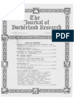 Journal of Borderland Research - Vol XLII, No 2, March-April 1986