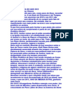 GUIA PROFÉTICA DO ANO 2012