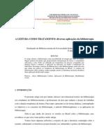 Geyse Maria Almeida - A Leitura Como Tratamento