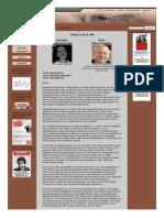 Strahlenfolter Stalking - TI - Adelheid Philomena Streidel - Attentat an Oskar Lafontaine
