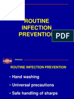 ROUTINE INFECTION PREVENTION.ppt