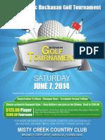 Eric Buchanan Golf Tournament
