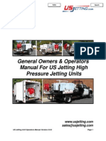 Manual Del Us Jetting