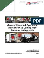 Manual Del Us Jetting
