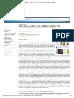 Gonzalez Carlos MOVILIDAD Y CIUDAD_ UNA CUESTION DE RESPETO.pdf