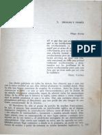 Ideales y teoría. Hugo Azcuy. Caiman Barbudo abril 1967