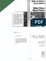 Sobre la historia de las ciencias. Fichant-Pecheux