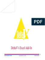 Delta v Course 7009-12