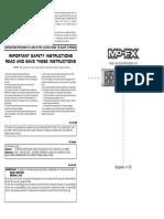 Mofx manual