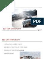 Seat Leon Eurocup 2014