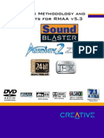 Sound Blaster Audigy 2 ZS RMAA v5.3 Measurement_v1.0